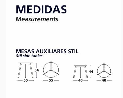MESAS STIL MEDIDAS